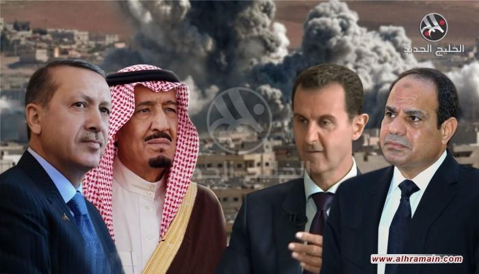 جنود سعوديون و«خبراء» مصريون في المتاهة السورية