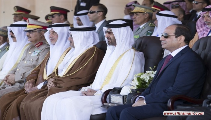 السعودية والإمارات ومصر.. دول تصدر الاستبداد عبر الشرق الأوسط