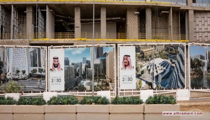 بينها نيوم والقدية.. بن سلمان يتفادى أزمة اقتصادية بتسريع المشاريع الكبيرة