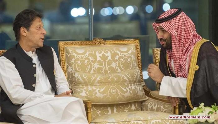 مع وصول العلاقات لطريق مسدود.. باكستان تعيد مليار دولار للسعودية