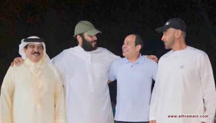 أكسيوس: ضغوط إسرائيلية على بايدن لتجنب الصدام مع حلفائها العرب
