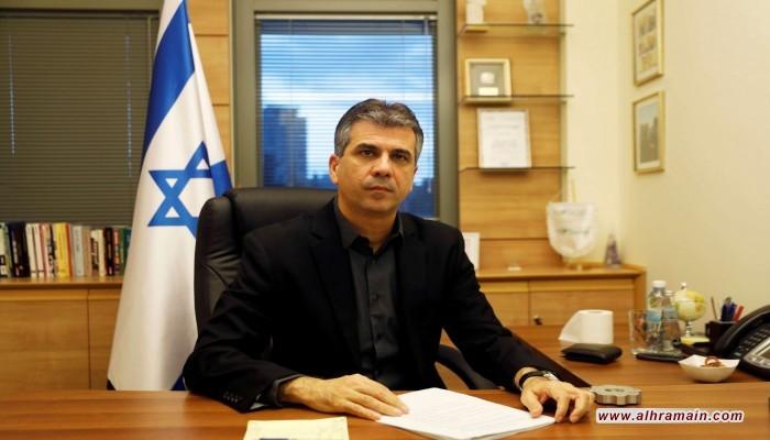 وزير إسرائيلي: السعودية وقطر وعمان قد تنضم للتطبيع قريبا
