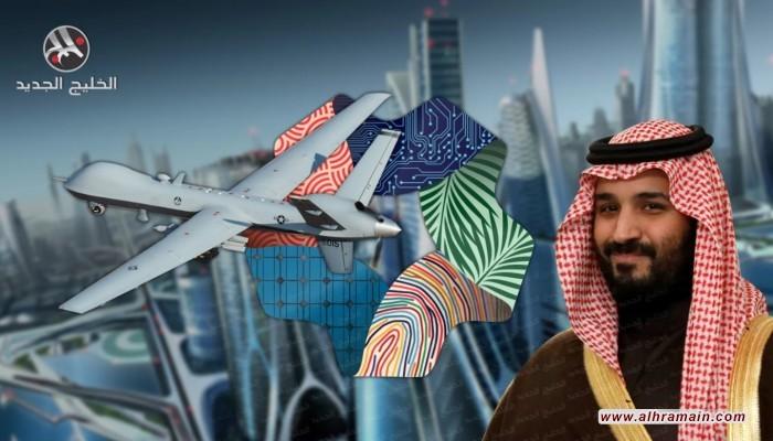 لتأمين نيوم.. بن سلمان يستعين بطائرات مسيرة وخبراء أجانب