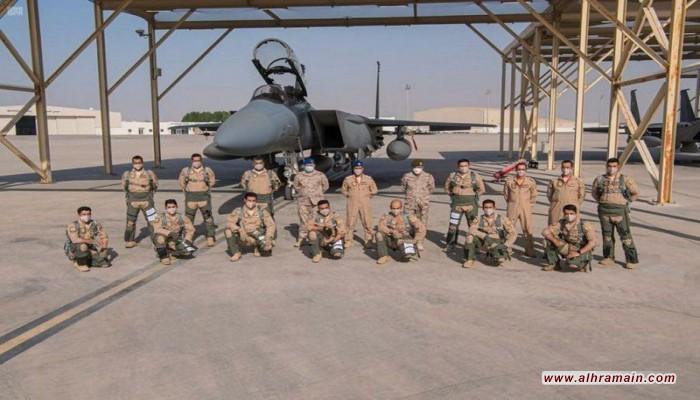 قوات سعودية تصل إلى الإمارات للمشاركة بتمرين عسكري