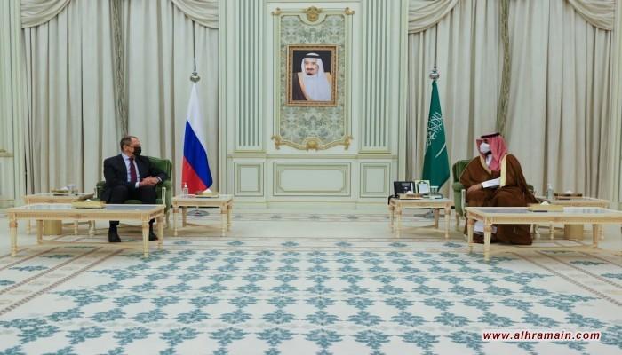 ماذا تعني زيارة لافروف الخليجية بالنسبة للعلاقات السعودية الأمريكية؟