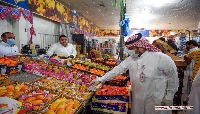 إلى 4.9%.. تباطؤ التضخم السنوي بالسعودية خلال مارس