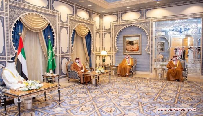 في جدة.. بن زايد وبن سلمان يبحثان التطورات الإقليمية