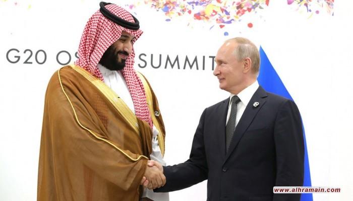 ازدهار العلاقات السعودية الروسية يحمل في طياته بذور صراع حتمي