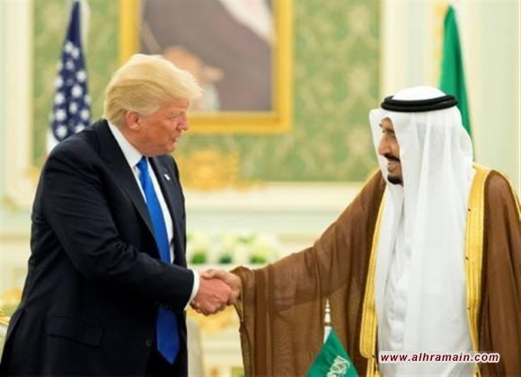 """ماذا يَقصِد """"ترامب"""" بحَديثِه عَن هُجومٍ وَشيكٍ على السعوديّة وأنّ أمريكا هِي صمّام الأمان الوَحيد لمُواجَهتِه؟ هل يُلَمِّح إلى إيران؟"""