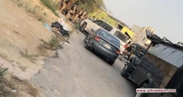 القطيف | مركبات عسكرية تابعة للنظام تقتحم شارعاً وتطلق النار