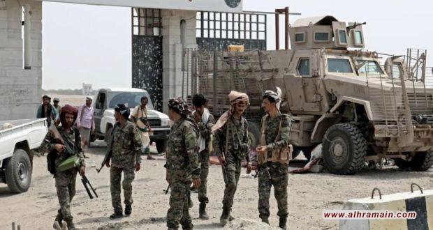 القوات السعودية تُفشل محاولة قوات الانتقالي السيطرة على قصر معاشيق