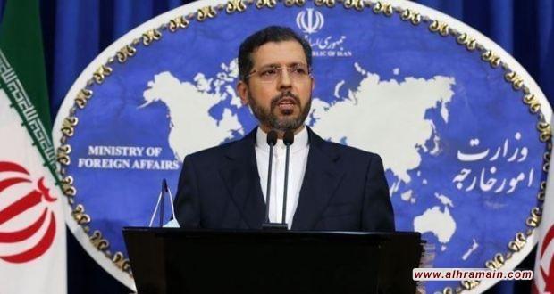 طهران: نواصل محادثات فيينا بحذر.. والحوار مع الرياض يتقدم