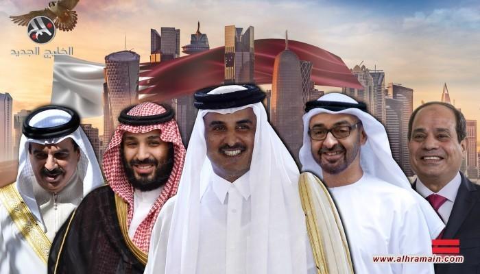 رويترز: الرياض والقاهرة تتحركان أسرع من الإمارات والبحرين لإعادة العلاقات مع الدوحة