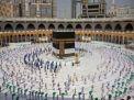 """""""عكاظ"""" السعودية: لا صحة للسماح لغير المعتمرين بأداء الطواف بالمسجد الحرام"""