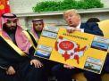 مشرّعون يطالبون بكشف الصفقات الجانبية بمبيعات أسلحة ترامب للسعودية